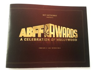 ABFF AWARDS COVER